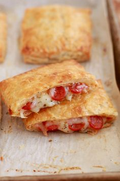 Pizza Pop-Tarts! A Pop-Tart like you have never seen them before. Who says they have to be sweet to be delicious??
