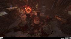 ArtStation - DOOM - DLC1 Cataclysm , Jeremy Thurman