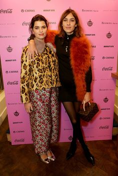 What's Alexa Chung Been Up to This LFW? :: Company.co.uk