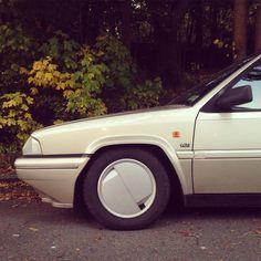 My Citroën BX #citroën #bx #gandini