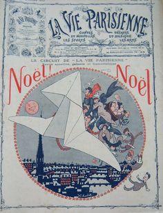 Henri Avelot (1873 – 1935). La Vie Parisienne, 24 Décembre 1910.[Pinned 14-vii-2015]