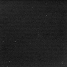 NASA's Mars Exploration Rover Opportunity made this 10-second exposure of comet C/2013 A1 Siding Spring as it zipped past Mars on Oct. 19, 2014. Image taken from a two-image blink GIF.<br />