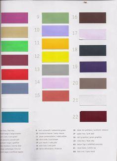 Textile Agencies VEM - Gaby Vercruysse: Zomer 2015 trend en kleuren / summer 2015 trend and colours