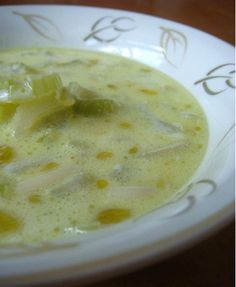 Cream of celery soup - Sarah Kilinc Greek Cooking, Cooking Time, Drink Party, Soup Recipes, Cooking Recipes, Cream Of Celery Soup, Turkish Kitchen, Soup And Sandwich, Turkish Recipes