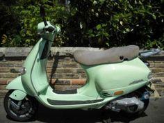Vespa Et4 125cc 2002