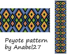 Hey, I found this really awesome Etsy listing at https://www.etsy.com/uk/listing/273895372/peyote-pattern-beadwork-wide-peyote-cuff