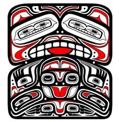 Custom Haida Bear photo TattooDesign01b.jpg