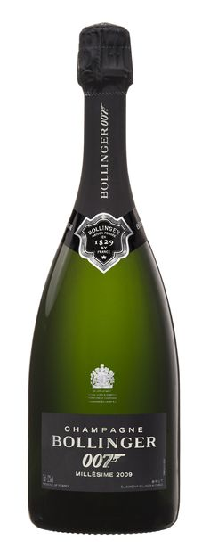 Bollinger Spectre Limited Edition