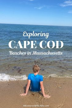 While one member of our family spent 3 days biking from Boston to Cape Cod, two of us decided to explore a couple of the beaches on Cape Cod, Massachusetts. See what we thought about Sandy Neck Beach in West Barnstable and Race Point Beach in Provincetown! There was even a quick stop at the Provincetown Municipal Airport. We love exploring with kids! #adventuresofthe4jls Travel Destinations Beach, Beach Vacations, Florida Vacation, Florida Travel, Beach Travel, Usa Travel, Beach Trip, Gulf Coast Beaches, Cape Cod Beaches