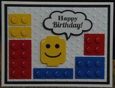 cricut lego card - Google Search