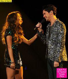 'X Factor' Winners Alex & Sierra Are 'Getting Married Very Soon'