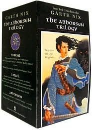 """The Abhorsen Trilogy : by Garth Nix. Box set includes """"Sabriel"""", """"Lirael"""" and """"Abhorsen"""". One of my all time fav reads. Books To Read, My Books, Young Adult Fiction, Thing 1, Price Book, Reading Levels, Looks Cool, Great Books, Book Lists"""