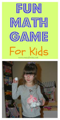 Fun Math Games, #math, #kids