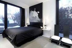Noir et blanc: du sobre et du chic. Qu'il s'agisse de design ou de décoration d'intérieur, ce sont deux teintes opposées qui créent de grands effets. L'un