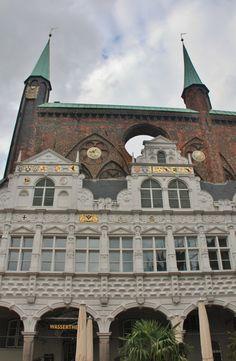 Lübeck - Rathaus