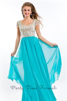 Party Time Formals 6423 :: Prom Gowns 2014