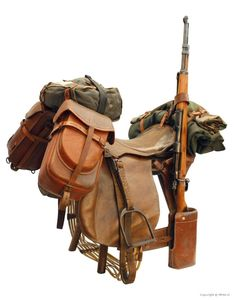 - German Uniforms and Equipment - Armeesattel 25 German Soldiers Ww2, Toy Soldiers, Military Gear, Military Equipment, Horse Gear, Horse Tack, Ammo Cans, German Uniforms, Guns And Ammo
