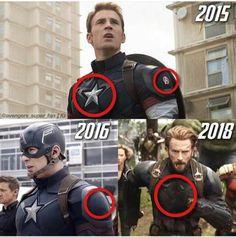 Captain America - Civil War - Infinity War - Age of Ultron