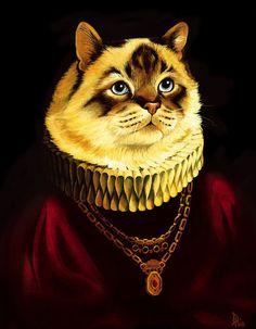 Фото 3, «Кошки - аристократы (12 фото)»