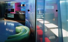 We are a global and creative design studio in Geneva, Tokyo and Beijing. Interior Architecture, Interior Design, Wine Display, Reception Food, Glass Partition, Blue Curtains, Store Fronts, Tokyo Japan, Hospitality
