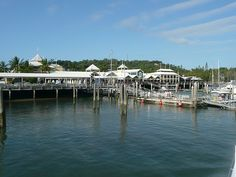 Port Douglas Harbour, Far North Queensland, Australia
