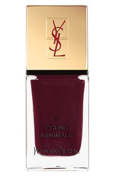 Yves Saint Laurent 'La Laque Couture' Nail Lacquer | Nordstrom - PURCHASED!