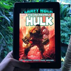 Loving graphic novels with @comixology ! #61books_a_year . . . . . . #marvel #hulk #avengers #comics #comicbooks #graphicnovel #drstrange #guardiansofthegalaxy #blackpanther #captainamerica #xmen #spiderman #graphicnovels #graphicart #design #books #reading #read #leadersarereaders #brainpower #bookstagram #book #bookclub #reading #kindle #comixology