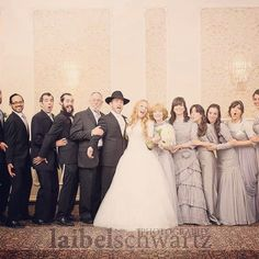Fun wedding pictures :)