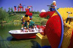 san diego with kids LEGOLAND California