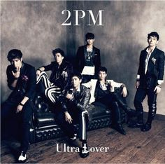 2PM Ultra Lover 3rd Japanese single