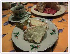 Lecker mit Geri: Engelskuchen – Angel Cake - Ангелски кекс