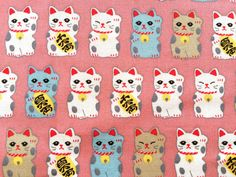 Japanese Fabric Cotton Fabric 1 Yard by FromJapanWithLove