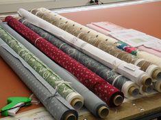 #stoffdruck #digitaldruck #modeldruck #siebdruck #vorarlberg Silk Screen Printing, Fabrics, Ideas