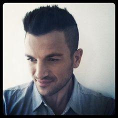 Peter Andre. LUSH <3