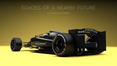 McLaren-Honda Formula 1 concept with Closed Cockpit , - , McLaren-Honda Fo...