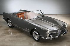 1960 Alfa Romeo 2000 - Touring Spider | Classic Driver Market #maseraticlassiccars