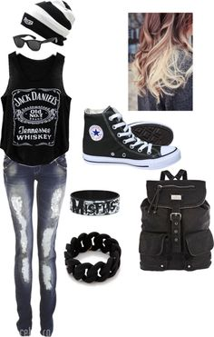 """on the run"" by kaylaike on Polyvore"
