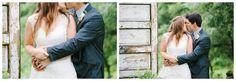 Rainy Rustic barn wedding Butler