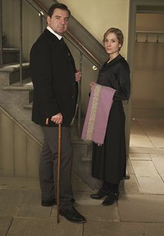 Downton Abbey ~ Anna and Mr. Bates