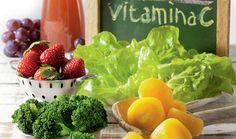 Vitamina C: o corpo pede mais