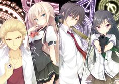 Magical Warfare