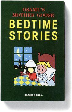 OSAMUGOODS BEDTIME STORIES/