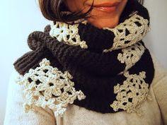 omⒶ KOPPA: Snow Flowers in the neck