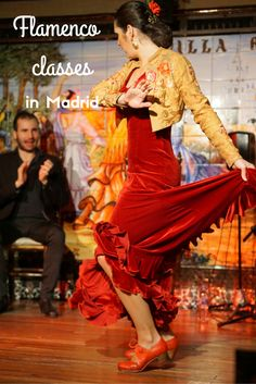 When you think of Spain, what's the soundtrack? For us it's the pulsing foot stamps and strumming guitars of flamenco.  If you're looking to get in on the action there are a number of options for taking flamenco classes in Madrid. From traditional dance schools to modern studios, there are tons of great classes to try. Here are three flamenco schools where you'll be able to get inside the soul of Spanish music. Each school allows you to take individual classes and in some, English is spoken.