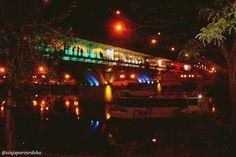 Puente Uruguay- Noche- Villa Carlos Paz-   Flickr: Intercambio de fotos