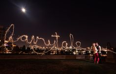 Sparkler photographyi