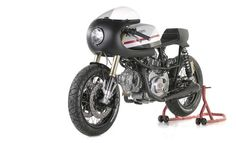Capêlo's Garage Pantah 350 - The Bike Shed