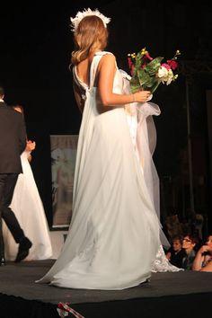 CHIARA veste La sposa vanitosa abito in chiffon impero