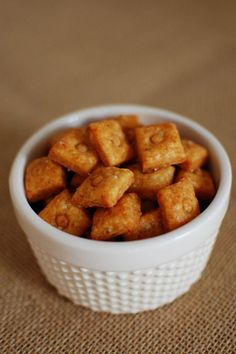 Chipotle Cheez-Its | Beantown Baker