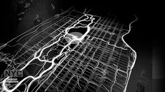 Nike data, visualizing New York City runs